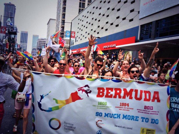 Bermuda re-bans same-sex marriage